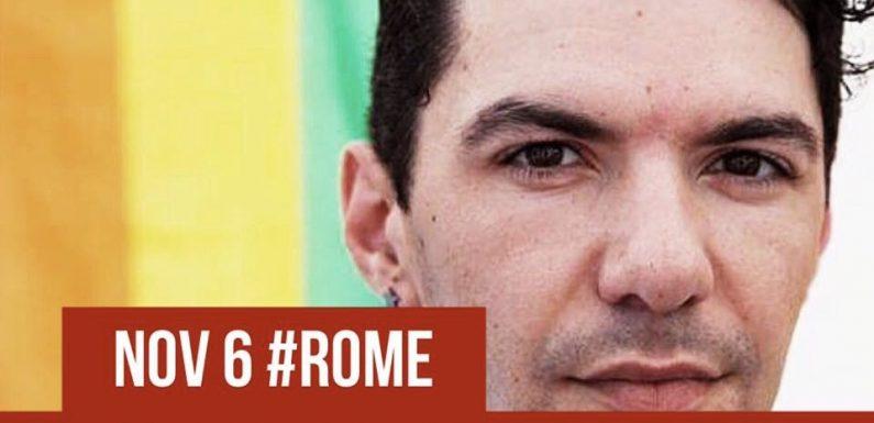 Giustizia per Zak, martedì sit-in a Roma di fronte all'ambasciata greca