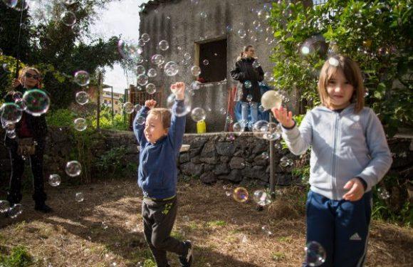 Il primo compleanno del Giardino di Scidà