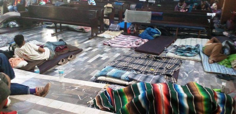 La carovana dei migranti, in marcia per il Messico