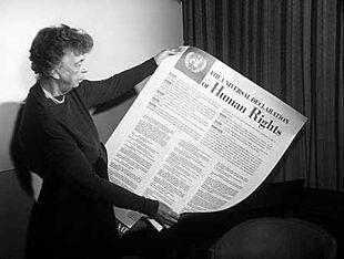 """La """"costituzione del mondo"""" compie 70 anni"""