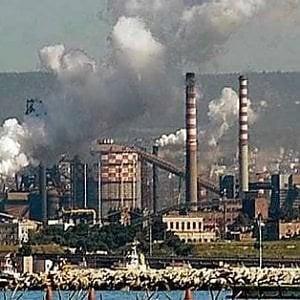La decarbonizzazione dell'ILVA