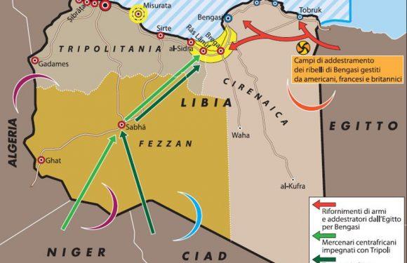 Libia. La strada è un'altra