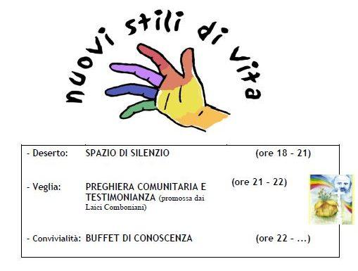 Punto Pace di Bologna – Stili di vita