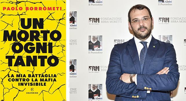 Scorta mediatica della verità. Intervista a Paolo Borrometi