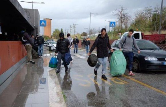 +++SGOMBERO+++Comunicato stampa Rete legale migranti