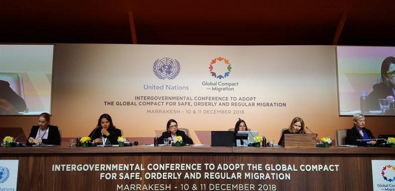 Donne migranti, a Marrakech presentato un manifesto