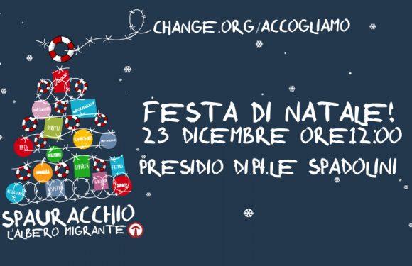 Festa di Natale di Baobab Experience! Antirazzismo, diritti, musica e cibo dal mondo.