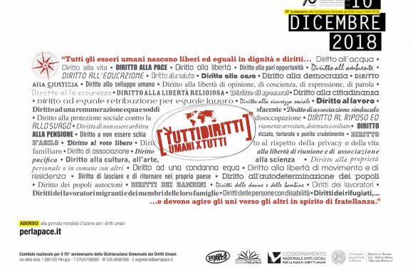 I diritti umani per le vie di Ponte Valleceppi