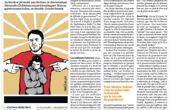 "Le ""Che Guevara"" romain fait son retour"