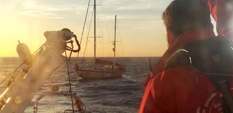 Mare oscuro e porti chiusi. Che cosa accade nel Mediterraneo a fine 2018