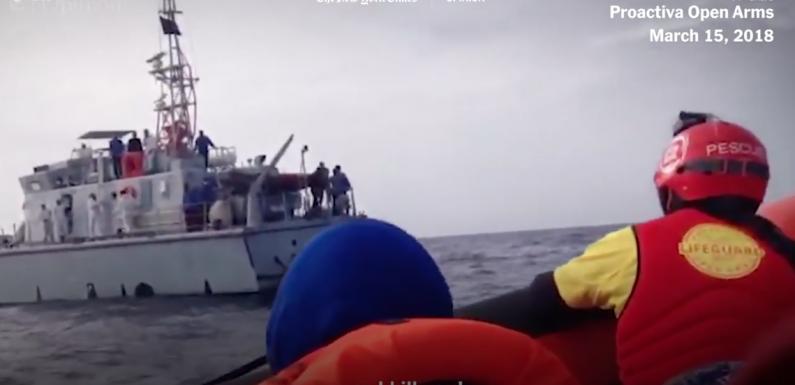 Omicidio con navi italiane