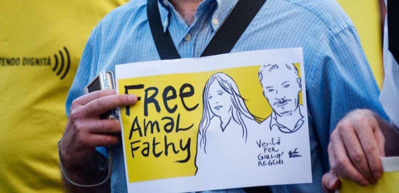 """Regeni. La famiglia: """"Amal Fathy rimane in detenzione nonostante un ordine di rilascio"""""""