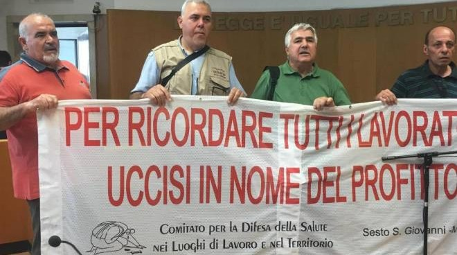 Ricorso in appello contro l'inaccettabile sentenza assolutoria per i manager Pirelli imputati per la morte di 28 lavoratori al processo Pirelli Bis