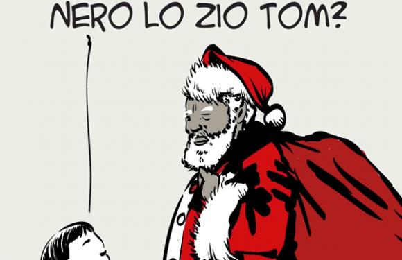 Taglio alto/Babbo Natale
