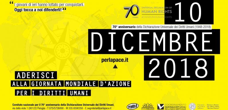 Vedi il sito www.peridirittiumani.it