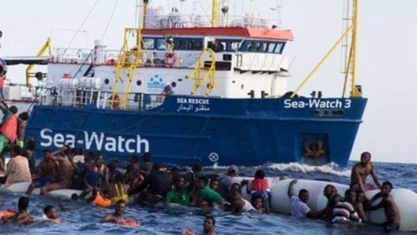 Appello dalla Sea Watch: rischio malattie a bordo