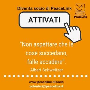 Attivati con PeaceLink