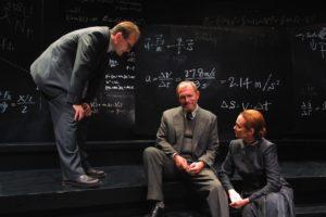 'Copenaghen': essere E non essere. I fisici di Michael Frayn alla Pergola di Firenze