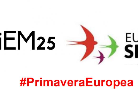 DiEM25: un incontro per parlare di Europa, ambiente e lavoro