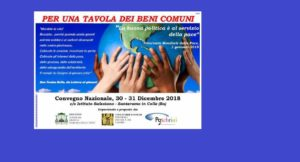 Don Rocco D'Ambrosio – Per una politica di pace: quali scelte?