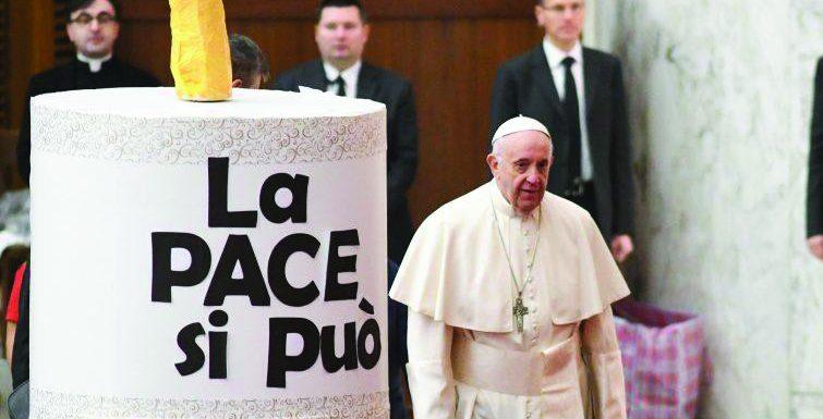 Giornata della pace: vizi e virtù dei politici