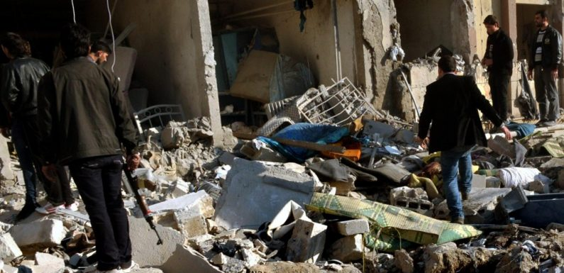 """Il """"made in Italy"""" che contribuisce al mattatoio yemenita"""
