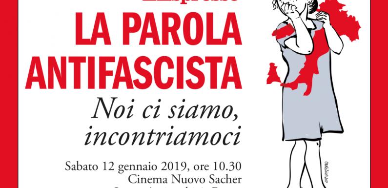 """Lirio Abbate: """"Puntano i giornalisti perché raccontano i fatti, quelli scomodi"""". Oggi alle 10.30 tutti al Nuovo Sacher"""