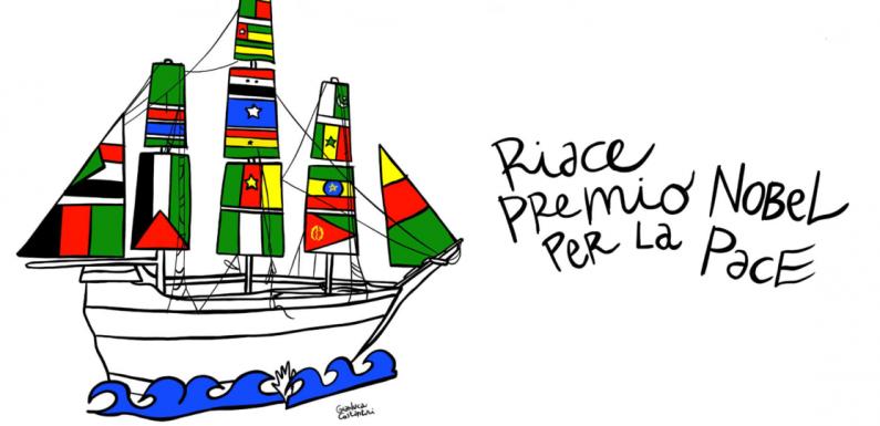 Premio Nobel per la pace a Riace: il 30 gennaio conferenza stampa con Mimmo Lucano