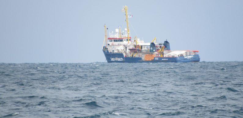 """Siracusa si mobilita per i migranti della """"Sea Watch"""""""