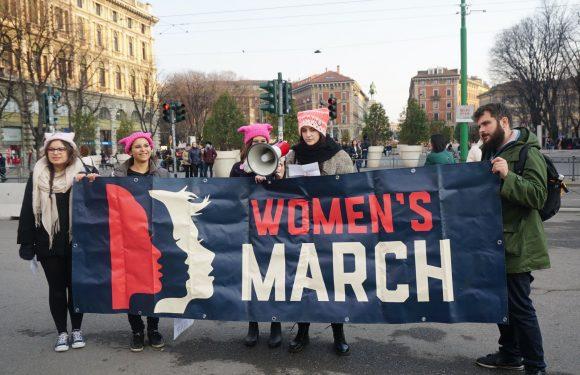 Women's March Milan, manifestazione domenica 20 gennaio