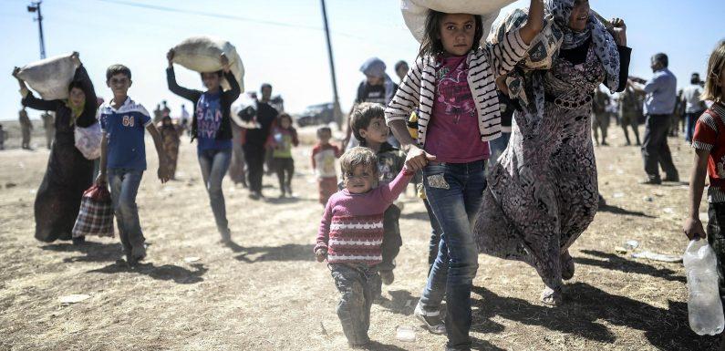 7 anni di guerra in Siria, colossale tragedia umana