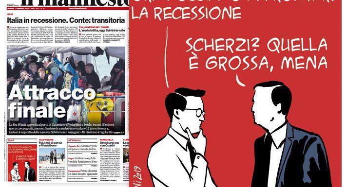 Affrontare la recessione