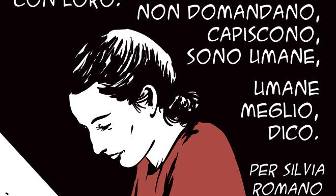 Formiche. Per Silvia Romano