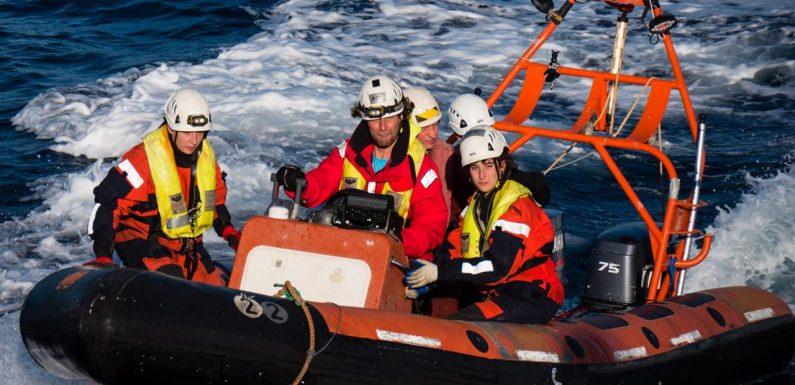 La volontaria di Sea-Watch: «Mi porto a casa la forza delle persone salvate»