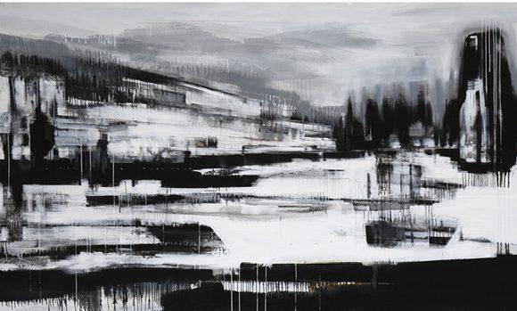 """Paolo Picozza """"Cavalcare lo spazio"""". Fino al 14 febbraio in mostra all' Accademia di Belle Arti"""