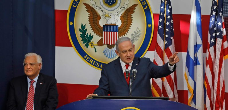 Varsavia, benefici solo per Netanyahu