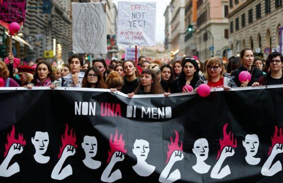8 marzo: sciopero delle donne