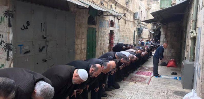 Gerusalemme: scontri per la Spianata al Aqsa
