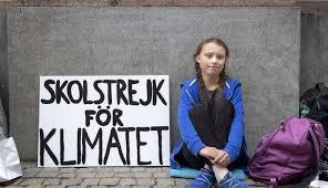 Greta: la insultano perché hanno paura!