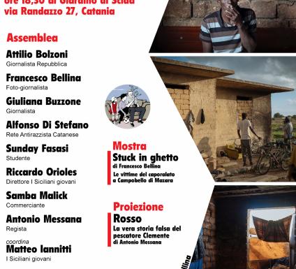 Mafia ed Emigrazione. Evento al Giardino di Scidà il 21 marzo