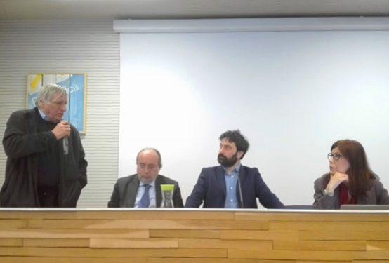 """Mafia, Giulietti a Padova con don Ciotti: """"I giornalisti siano 'scorta mediatica' delle comunità minacciate"""""""