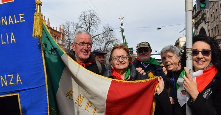 """""""Non si perda il patrimonio di passione democratica e antifascista che il 2 marzo ha affollato Milano"""""""