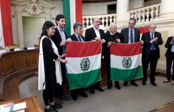 """Premio per la pace """"Giuseppe Dossetti"""" a mons. Luigi Bettazzi e Pietro Bartolo"""