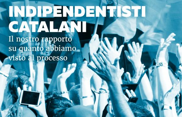 Quello che abbiamo visto nel processo agli indipendentisti catalani