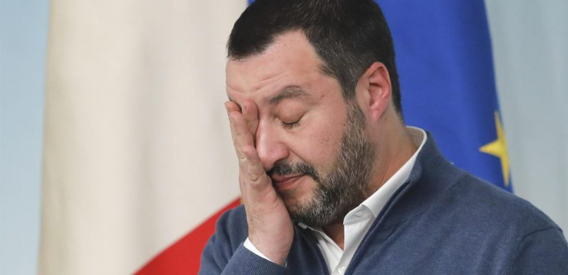 Così Salvini gioca (sporco) con i numeri
