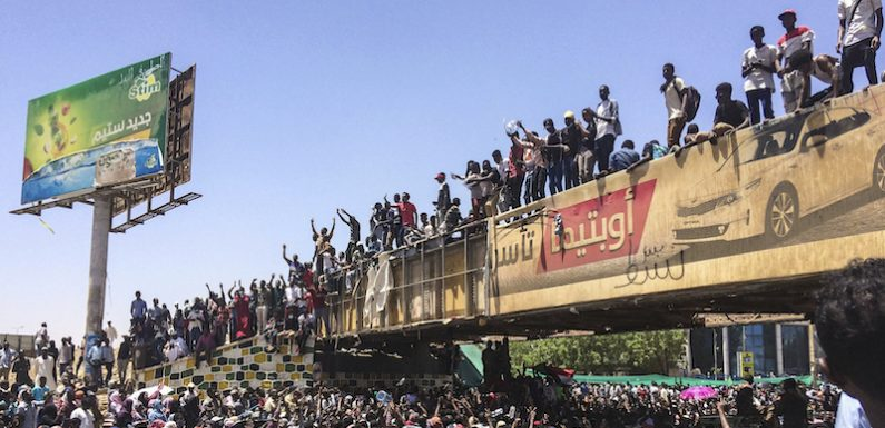 Golpe militare a Khartoum