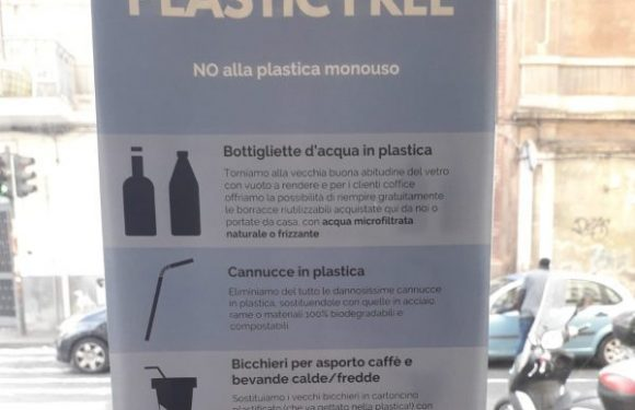 """I pionieri del plastic free in Sicilia"""