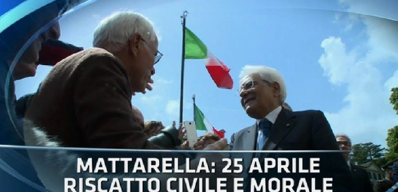 """Il 25 aprile """"svetta"""" sulle polemiche. Salvini e la """"liberazione dalla mafia"""""""