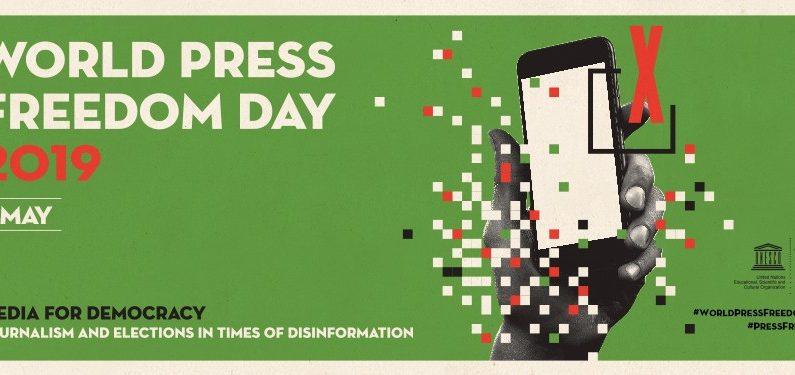 Il 3 maggio per la libertà di informazione, ovunque e comunque