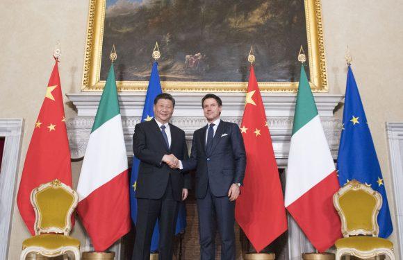 Italia-Cina: non è tutto oro quello che luccica